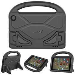 All-New Amazon Fire HD 8 Tablet Case,Riaour Kids Shock Proof