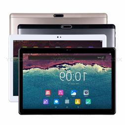 10.1'' 4G LTE Dual SIM Android 7.0 Tablet PC Octa Core 2GB 3