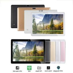 10.1'' 64GB Android 7.0 Tablet PC Octa Core 10 Inch HD WIFI