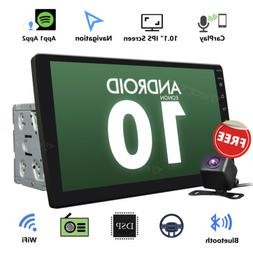 """10.1"""" ANDROID 10 4CORE DOUBLE 2 DIN TABLET CAR STEREO RADIO"""