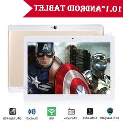 10.1'' Google Tablet PC Android 6.0 Octa Core 4+64GB HD WIFI