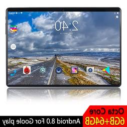 10.1 inch <font><b>Tablet</b></font> PC Android 8.0 For Goog
