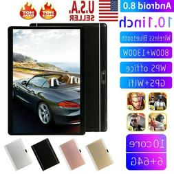 10.1 Inch HD Game Tablet Computer PC GPS Wifi Dual Camera An