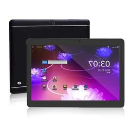 """10.1"""" Inch Tablet PC Android 6.0 Quad Core 64GB HD WIFI 2 SI"""