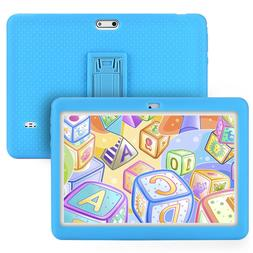 10.1'' Kids Tablet Android 6.0 Quad Core 1+16GB 10 Inch HD W
