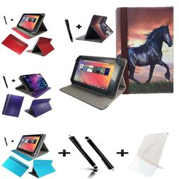 """10.1"""" Screen Protector + Tablet Case + Stylus Pen For YUNTAB"""
