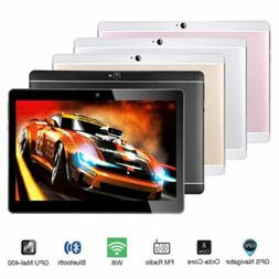 10.1'' Tablet PC Android 6.0 Octa Core 4+64GB 10 Inch HD WIF