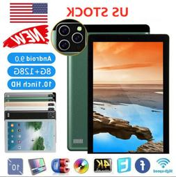 "10.1"" Tablet PC Android 9.0 Ten-Core 8GB+128GB Dual Camera W"