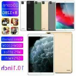 "10.1"" Ultra-thin 4G Tablet PC Android 9.0 8+128G WIFI Dual S"