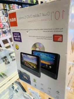 10 dual tablet and dvd combo android