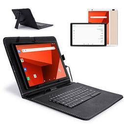 "10"" INCH Android 9.0 Tablet PC 1+16GB ROM Quad Core WiFi+3G"