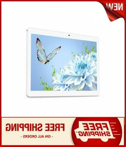 """10 inch Android Tablet with Sim Card Slot YELLYOUTH 10"""" 3G U"""