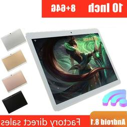 """10"""" Inch Tablet PC Android  HD 8G+64G Octa-Core Google GPS+"""
