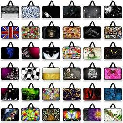 """10"""" Laptop Sleeve Bag Case Cover +Hide Handle For RCA Pro10"""
