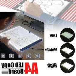 """13""""A4 LED Graphic Tablet for Drawing Panel Art Stencil Drawi"""