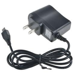 1A AC/DC Wall Power Charger Adapter Cord For RCA Voyager RCT