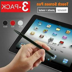 2 in 1 Touch Screen Pen Stylus Universal For iPhone iPad Sam