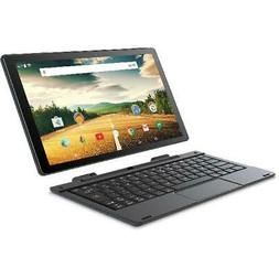 """2-in-1 Touchscreen Tablet PC Laptop WiFi Smartab 10.1"""" Quadc"""