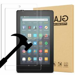 """2 Pack Tempered Screen Protector For Amazon Kindle fire 7""""/"""