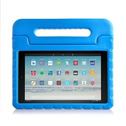 2017 All-New Fire HD 10 Case - LTROP Portable Shock Proof Fi