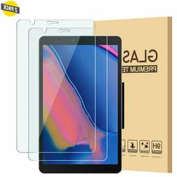 2PCS Tempered Glass Film Screen Protector For Samsung Galaxy