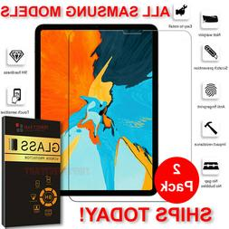 2pcs tempered glass screen protector for samsung