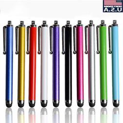 5X Metal Universal Stylus Pen Touch Screen For Tablet Mobile