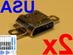 2x Micro USB Charging Port Sync For Amazon Kindle Fire 7 SR0