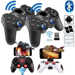 2x Wireless Bluetooth Gamepad Game Controller For Android Ph