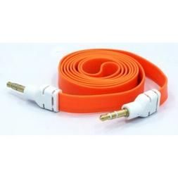 3.5mm Aux Cable Adapter Car Stereo Aux-in Audio Cord Speaker