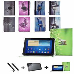 "3 in 1 SET Premium 10.1"" Tablet Case / 360 Cover For YUNTAB"