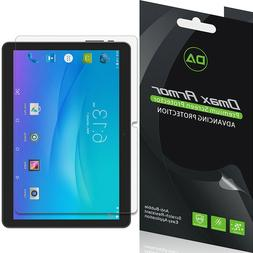 Dmax Armor Clear Screen Protector for Onn 10.1 inch Tablet/