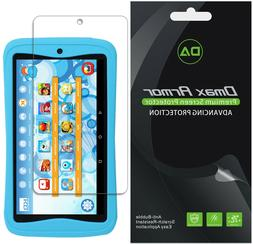 3-Pack Dmax Armor Clear Screen Protector for Kurio Next 7 in