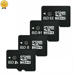 32GB Micro SD Card, Class 6 TF Memory Card Android Smart Wat