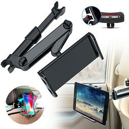360° Car Back Seat Headrest Holder Mount Stand For Phone iP