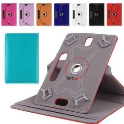 Case Cover For 7 8 9 10.1 Inch Tablet PC Universal Leather 3