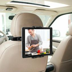 360°Car Back Seat Headrest Mount Holder Stand for 4-12Inch