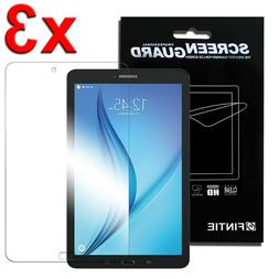 3x Clear Screen Protector for Samsung Galaxy Tab E 9.6 / 8.0