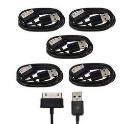 5x USB Sync Data Cable Charger Samsung Galaxy Tab Note 7.0 7