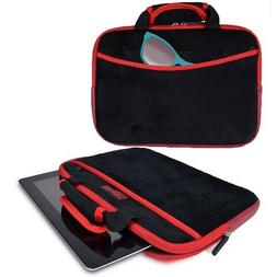 """7"""" - 10"""" inch Tablet Sleeve Carry Case Bag with handle for i"""