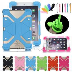 For 7'' -12'' inch Tablet Universal Kids Shockproof Soft Sil