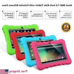 "7"" 18GB Android Quad Core 3G 2*Cam WIFI Tablet PC TF 64GB Fo"