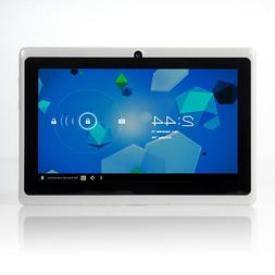 "7"" Android 4.1 Capacitive Dual Camera 4GB Tablet PC Pad Apad"