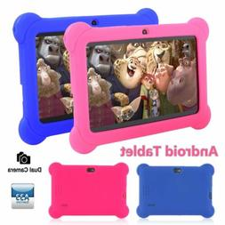 "Tablet PC 8GB 7"" Android Wifi Quad Core Educational Apps Bes"