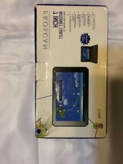Proscan 7-Inch Android 4.1 Jelly Bean Internet Touch Screen