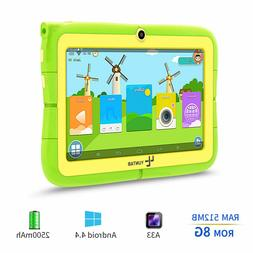 7'' inch Kids Tablet PC HD WiFi 3G Android Pad Quad Core 8GB