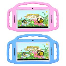 7'' Inch Kids Tablet PC Android 7.1 Dual Camera WiFi 8GB Bun