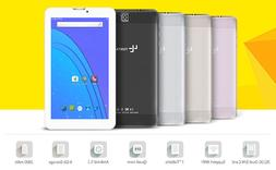 "7"" Quad Core Unlocked Android 6.0 Kitkat Phone Tablet Phable"