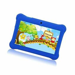 "Tagital 7"" T7K Quad Core Android Kids Tablet, with Wifi and"