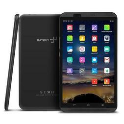 Yuntab 8 inch 4G Tablet PC H8  Android 6.0 dual SIM Card Cel